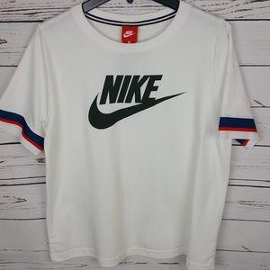 Nike Sportswear Cotton Logo Top